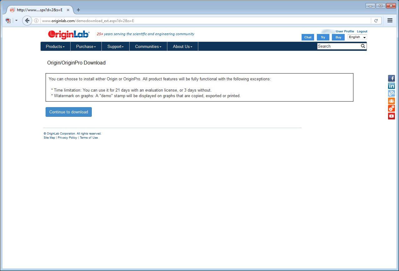 logiciel originlab gratuit